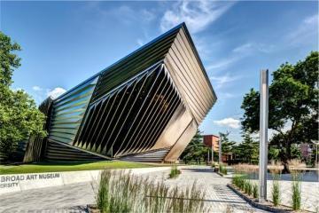 В США 12 зданий из металлоконструкций получили награды IDEAS2 2014 года